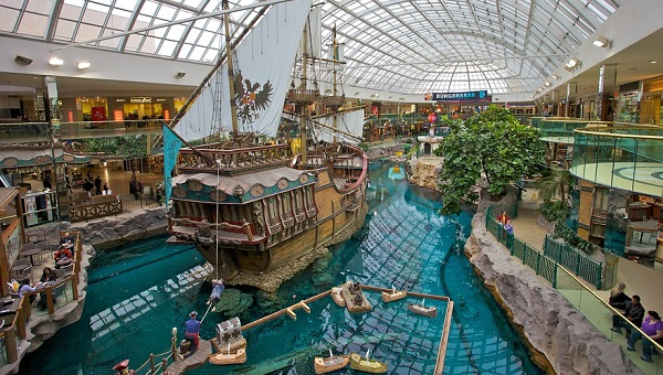 shopping mall near me - West Edmonton Mall