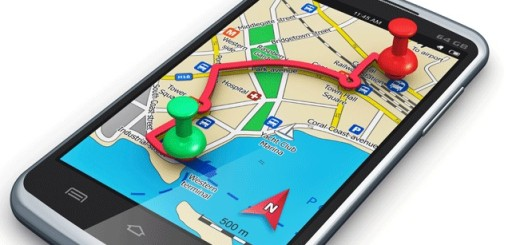 Map apps