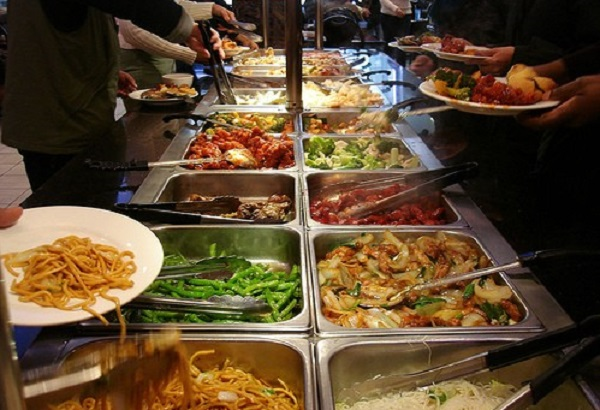 Buffet near me